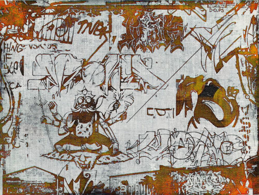 Universal Graffiti  by Robert O'Neill