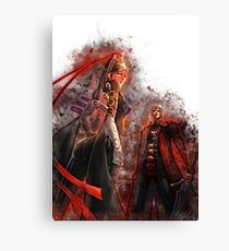 Dante 2 - Devil May Cry Canvas Print