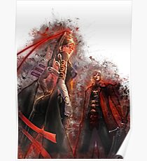Dante 2 - Devil May Cry Poster