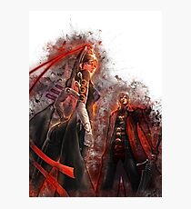 Dante 2 - Devil May Cry Photographic Print