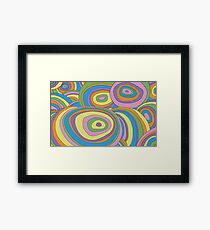 Dr. Seuss Oh the Places You'll Go Framed Print