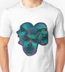 Esquizofrenia Unisex T-Shirt