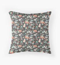 Full Bloom Throw Pillow