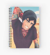 Aladd' Spiral Notebook