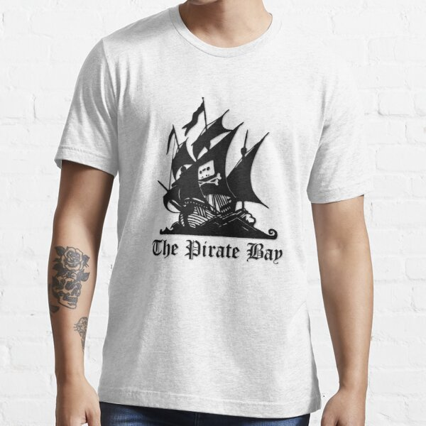 The Pirate Bay Essential T-Shirt