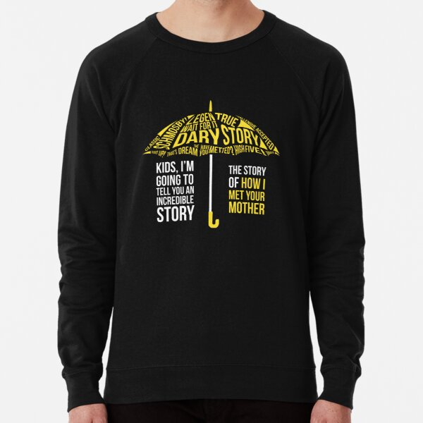 How I Met Your Mother Sudadera ligera