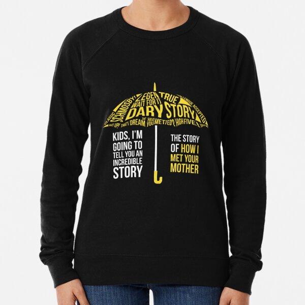 How I Met Your Mother Sweatshirt léger