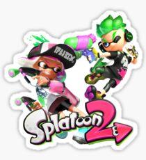 Splatoon 2 Sticker