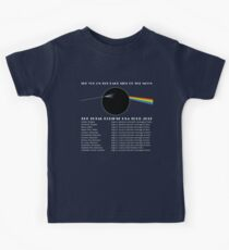 Total Eclipse 2017 - Dark Side Of The Moon Kids Clothes