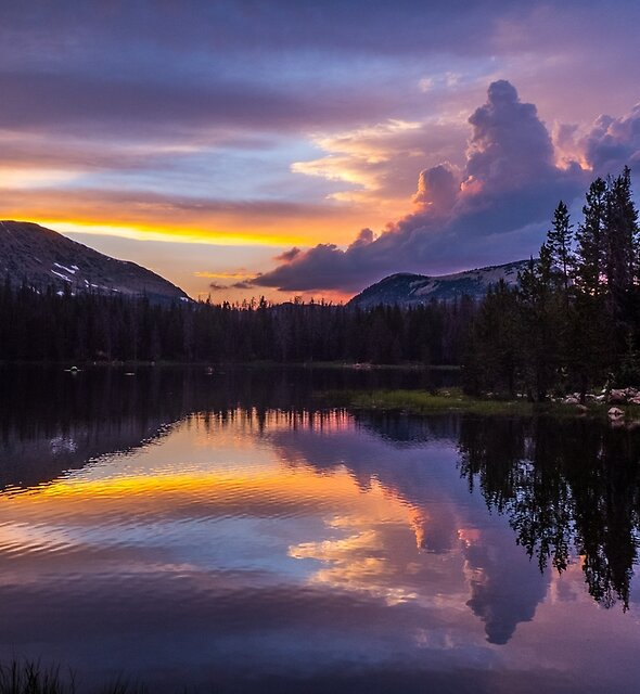 A Reflection of Heaven by Robert C Richmond