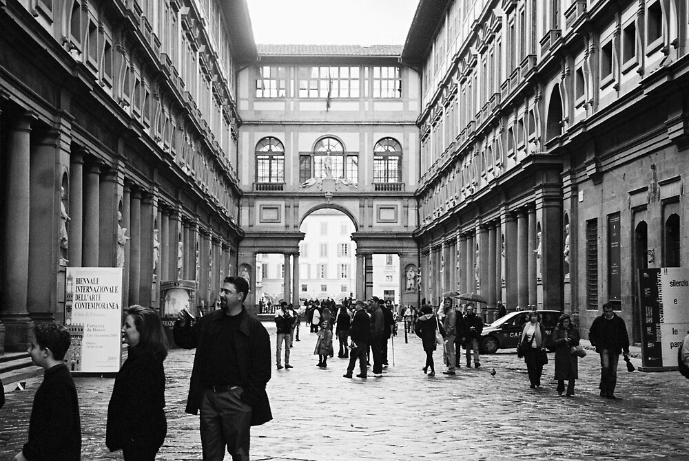 The heart of Florence by Catherine McKenna