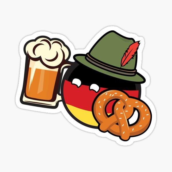 Deutschland! Sticker