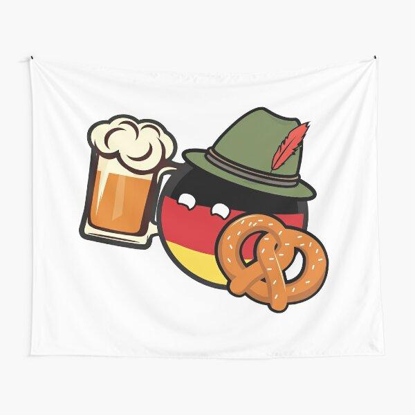 Deutschland! Wandbehang
