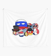 United Balls Wall Tapestry