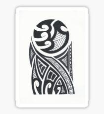 Maori Tattoo Spirit of Water Sticker