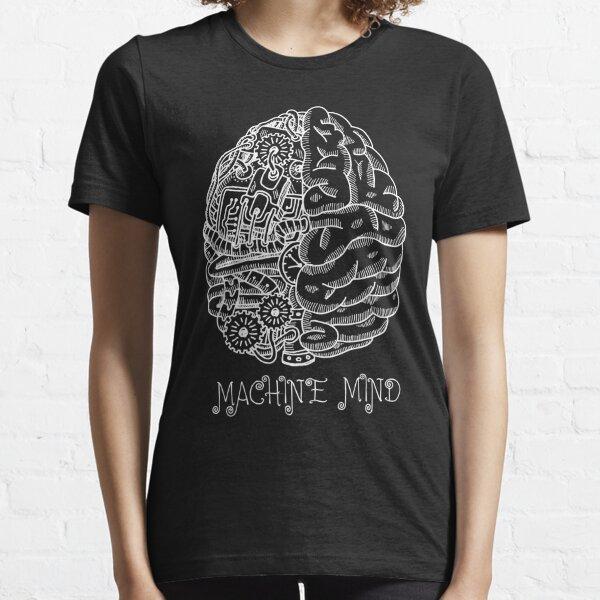 Machine Mind - Hand drawn Essential T-Shirt