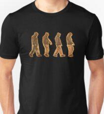 Walk .//glow-false Unisex T-Shirt
