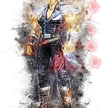 Kenshiro - Puño de la estrella del norte de puck4001