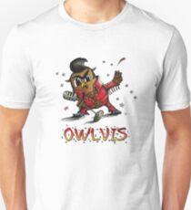 Owlvis Unisex T-Shirt