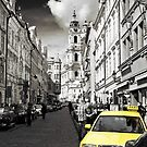 Yellow Cab by Dominika Aniola