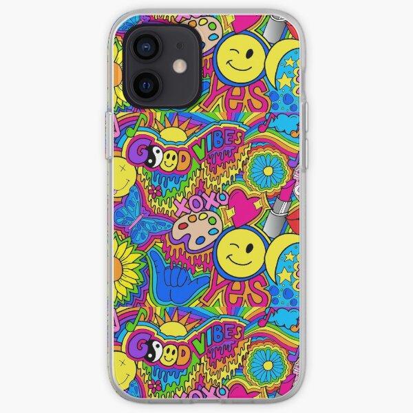 Hippie Vibes iPhone Soft Case