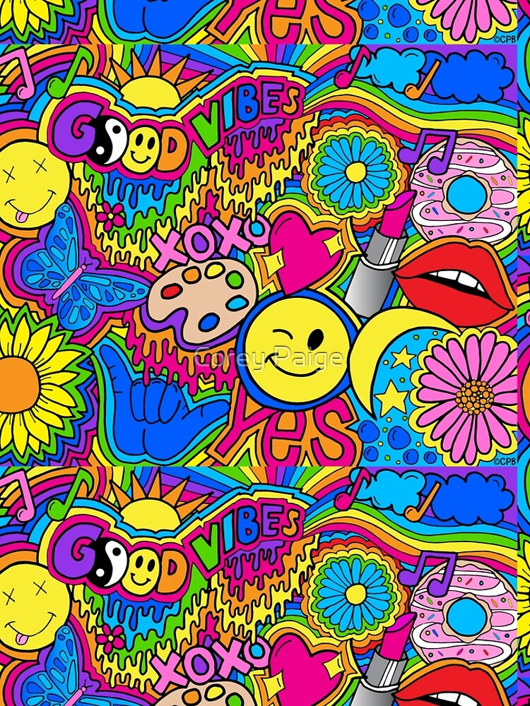Hippie Vibes by Corey-Paige