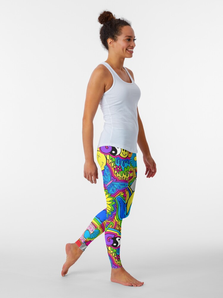 Alternate view of Hippie Vibes Leggings