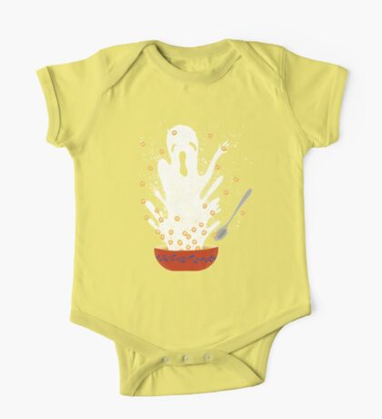 Haunted Breakfast Kids Clothes