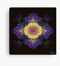 Dream Petals Canvas Print