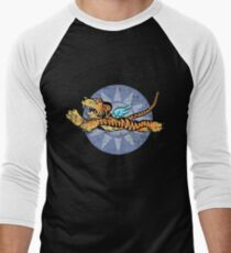 FLYING TIGERS INSIGNIA - (Weathered Version) - WORLD WAR II - AMERICAN VOLUNTEER GROUP T-Shirt