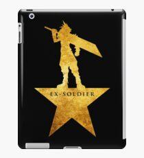 Ex-Soldier iPad Case/Skin
