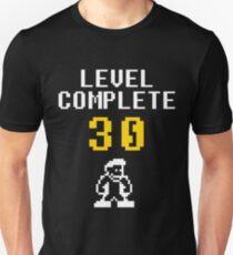Level 30 complete - birthday T-Shirt