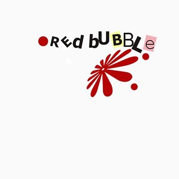 Red bubble by janek