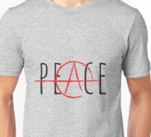 Peace/Anarchy Unisex T-Shirt