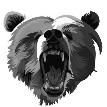 Bear by SergejsG