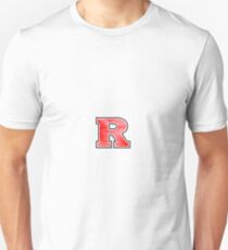 Rutgers University Scarlet Knights Tie Dye Design T-Shirt