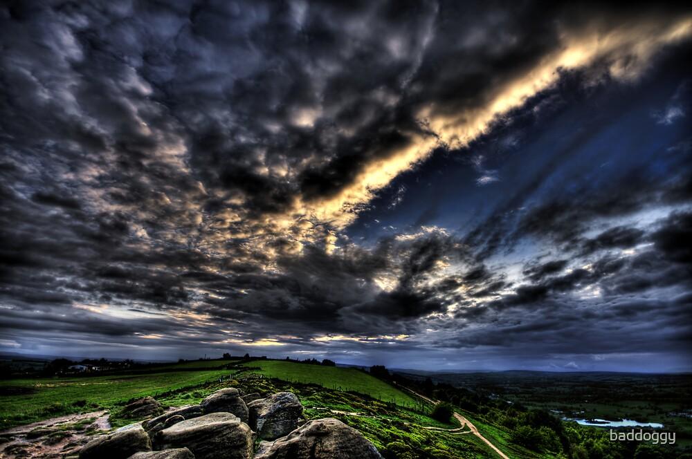 Wild Yorkshire by baddoggy