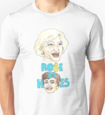 Rose Before Hoes  T-Shirt
