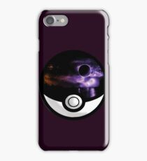 The World In A Pokeball iPhone Case/Skin