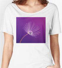 purple lightness Women's Relaxed Fit T-Shirt