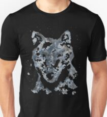 Lone Wolf Watercolor T-Shirt