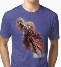 Ken - Street Fighter Tri-blend T-Shirt