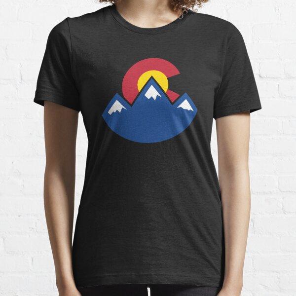 Colorado Sunset Essential T-Shirt