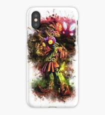Skull Kid Majora Mask - Zelda iPhone Case/Skin