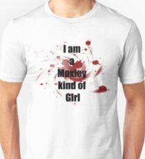 Moxley kind of girl Unisex T-Shirt