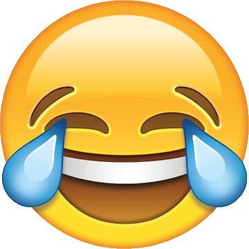 Laughing Emoji by LegitStuff