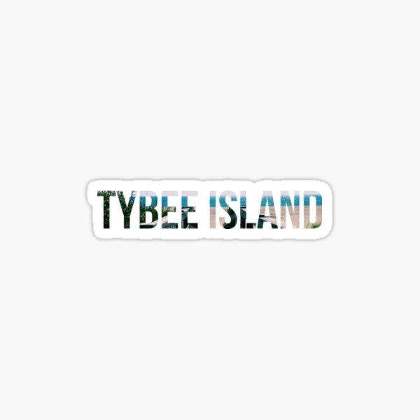 Tybee Island Sticker