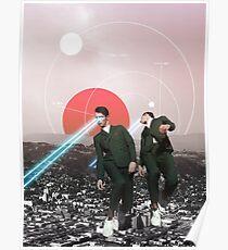 Atomic Boys Poster