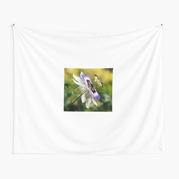 Passiflora Tapestry By Susanellen Redbubble