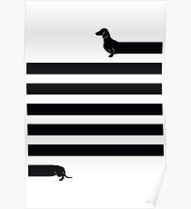 (Very) Long Dog Poster